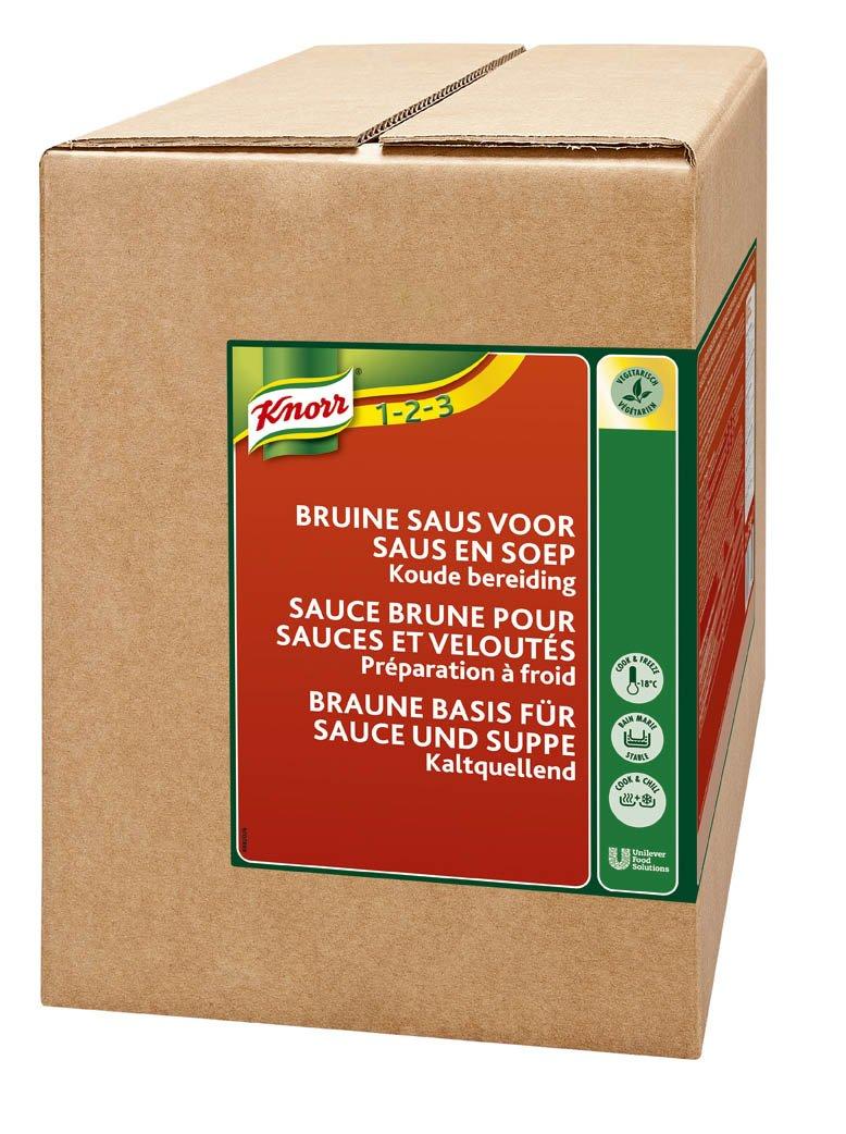 Knorr 1-2-3 Koude Basis Bruine Saus