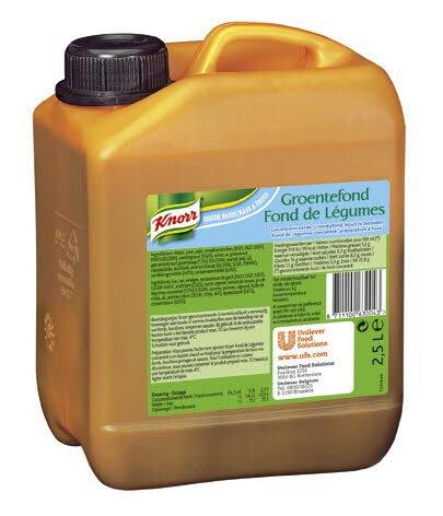 Knorr 1-2-3 Koude Basis Groentefond 2,5L