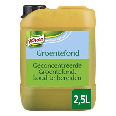 Knorr 1-2-3 Koude Basis Groentefond 2,5L -