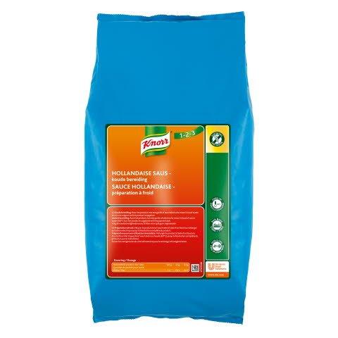 Knorr 1-2-3 Koude Basis Hollandaise Saus 3kg -