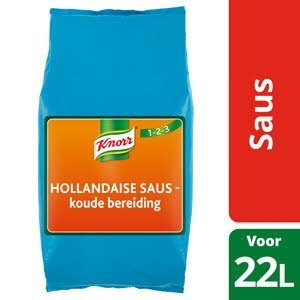 Knorr 1-2-3 Koude Basis Hollandaise Saus