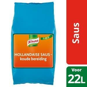 Knorr 1-2-3 Koude Basis Hollandaise Saus