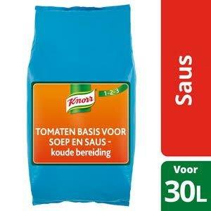 Knorr 1-2-3 Koude Basis Tomatensaus