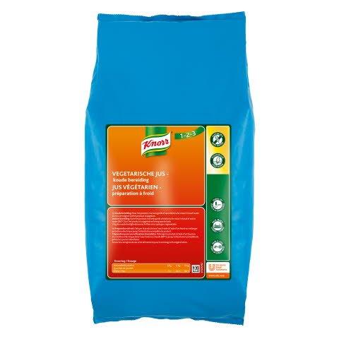 Knorr 1-2-3 Koude Basis Vegetarische Jus 3kg