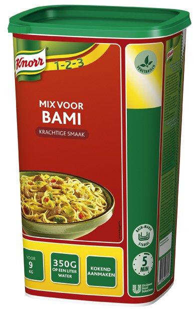 Knorr 1-2-3 Mix voor Bami 0,72kg