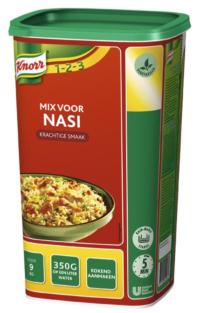 Knorr 1-2-3  Mix voor Nasi -