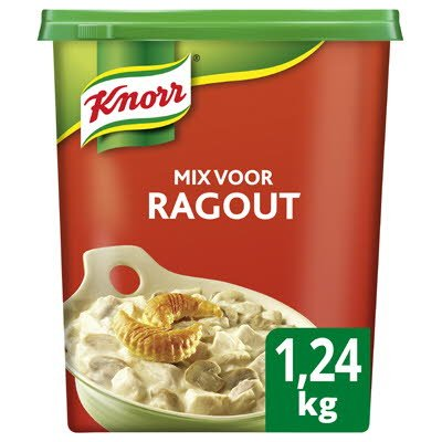Knorr 1-2-3 Mix voor Ragout 1,24kg -