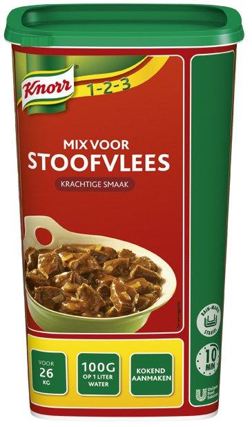 Knorr 1-2-3 Mix voor Stoofvlees 1,4kg