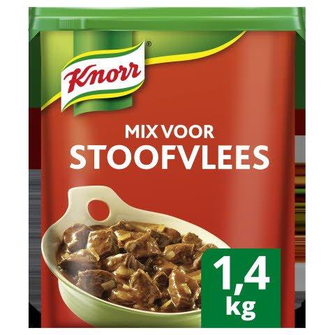 Knorr 1-2-3 Mix voor Stoofvlees 1,4kg -