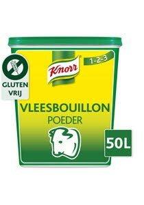 Knorr 1-2-3 Vleesbouillon