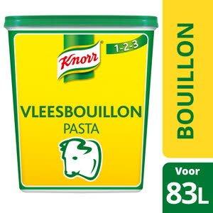 Knorr 1-2-3 Vleesbouillon Pasta opbrengst 83L -