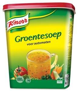 Knorr Automatensoep Groenten