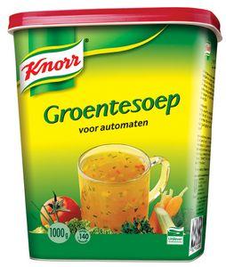 Knorr Automatensoep Groenten -