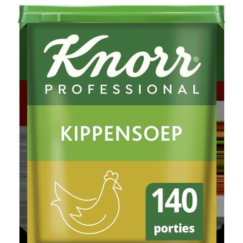 Knorr Automatensoep Kip Poeder 1kg -
