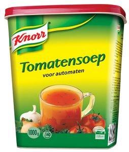 Knorr Automatensoep Tomaat Poeder 1kg -