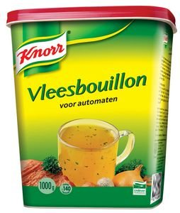 Knorr Automatensoep Vleesbouillon