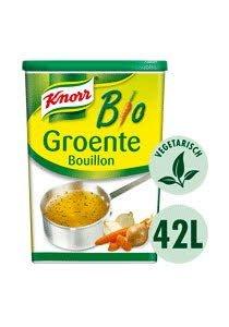 Knorr Biologische Groentebouillon 42L