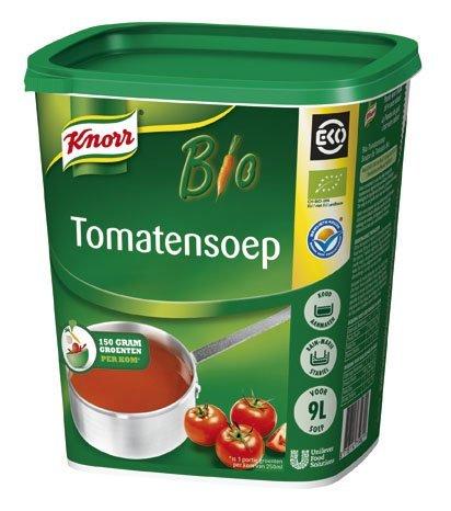 Knorr Biologische Tomatensoep Poeder 9L