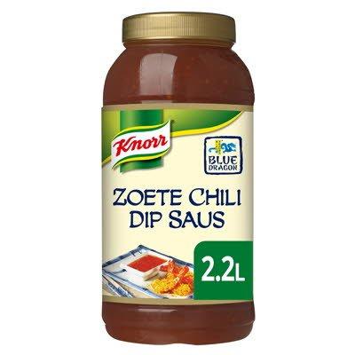 Knorr Blue Dragon Zoete Chili Dip Saus 2.2 L -