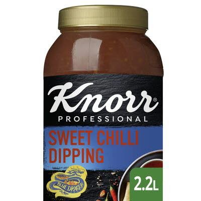 Knorr Blue Dragon Zoete Chili Dip Saus 2.2 L -