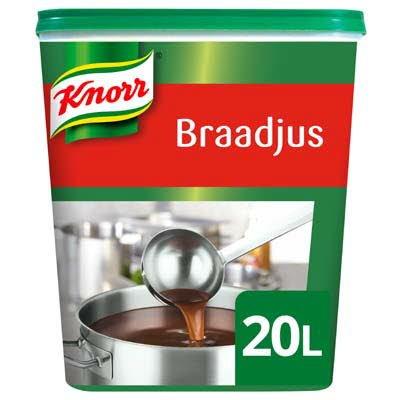 Knorr Braadjus Poeder opbrengst 20L -