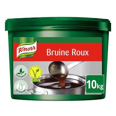 Knorr Bruine Roux Korrels 10kg -