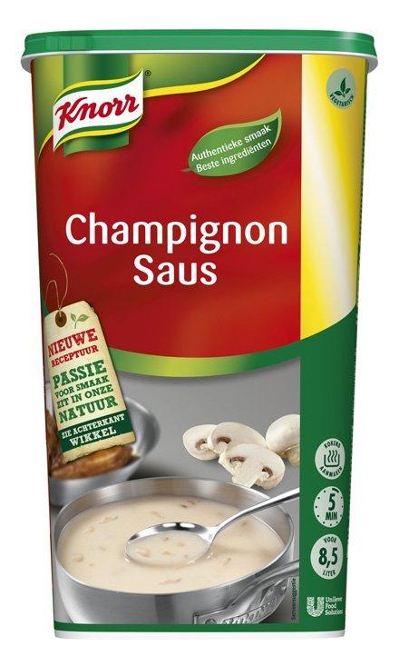 Knorr Champignonsaus
