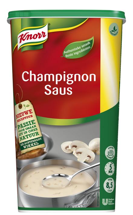 Knorr Champignonsaus -