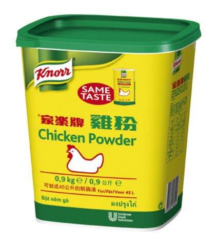 Knorr Chinese Kippenbouillon 45L