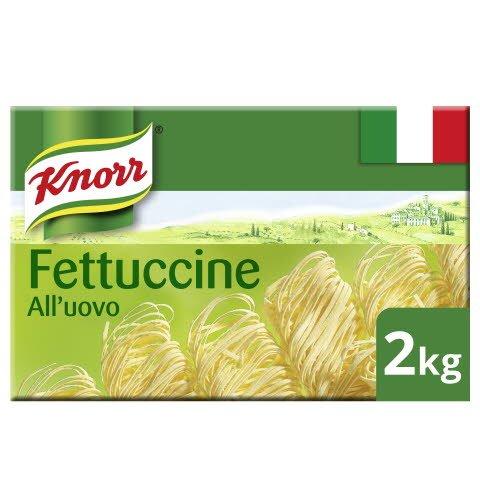 Knorr Collezione Italiana Fettuccini a L'Uovo 2kg -