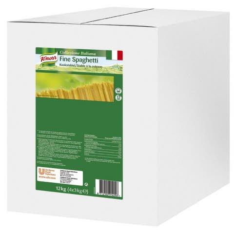 Knorr Collezione Italiana Fijne Spaghetti Kookstabiel 3kg