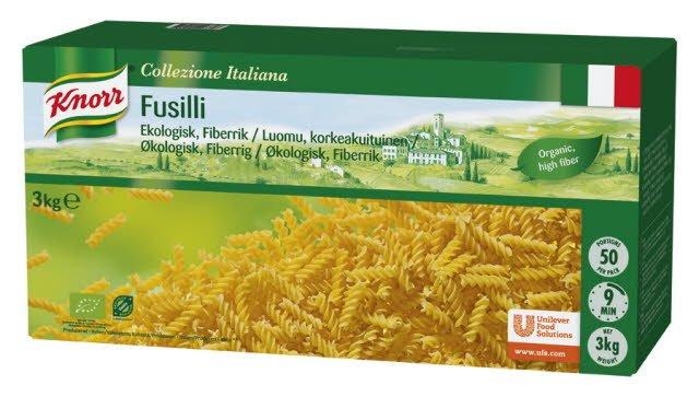 Knorr Collezione Italiana Fusilli 3kg