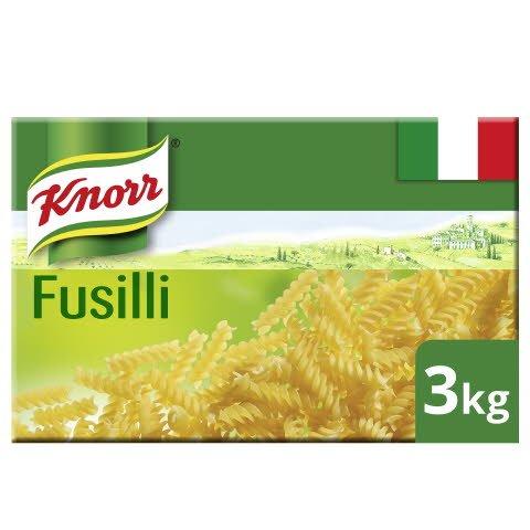 Knorr Collezione Italiana Fusilli 3kg -