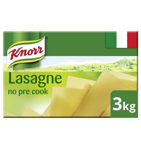 Knorr Collezione Italiana Lasagne voorgekookt 3kg -