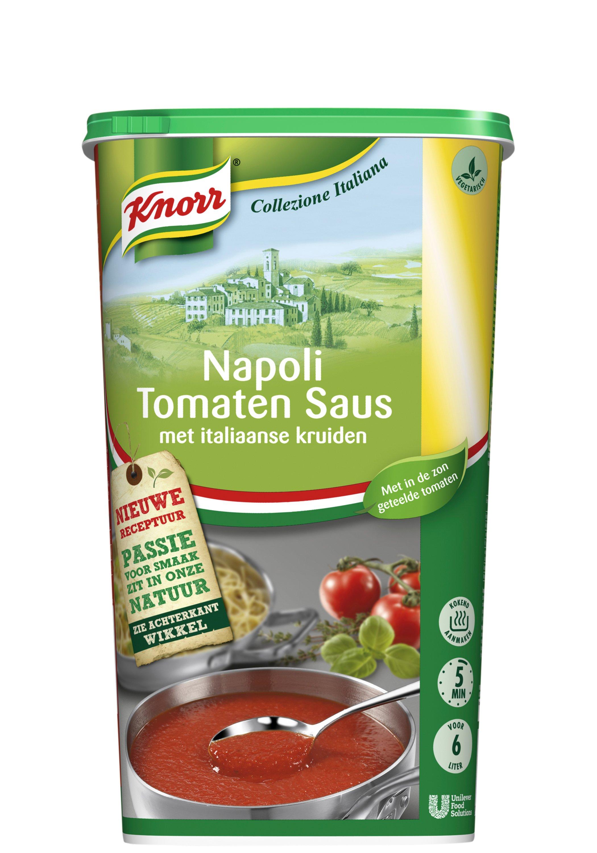 Knorr Collezione Italiana Napoli saus