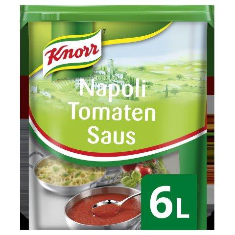 Knorr Collezione Italiana Napoli Tomatensaus Poeder 6L -