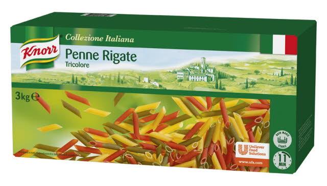 Knorr Collezione Italiana Penne Tricolore -