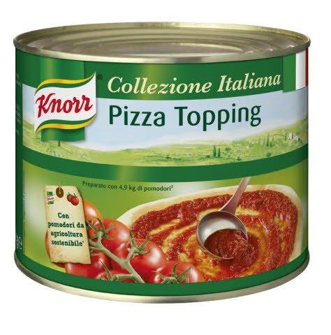 Knorr Collezione Italiana Pizza Topping 2,1kg
