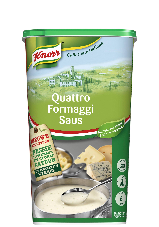 Knorr Collezione Italiana Quattro Formaggi Poeder 6L