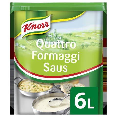 Knorr Collezione Italiana Quattro Formaggi Poeder 6L -