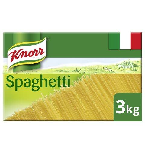 Knorr Collezione Italiana Spaghetti 3kg -