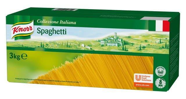 Knorr Collezione Italiana Spaghetti