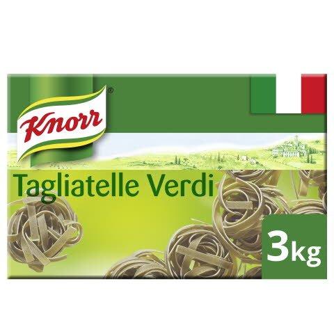 Knorr Collezione Italiana Tagliatelle Verdi 3kg -