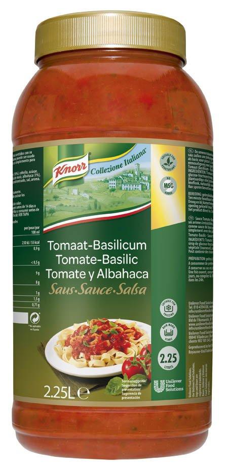 Knorr Collezione Italiana Tomaat &  Basilicum
