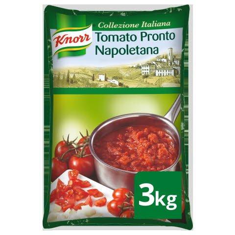 Knorr Collezione Italiana Tomato Pronto Napoletana Saus 3kg -