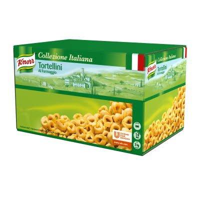 Knorr Collezione Italiana Tortellini Al Formaggio 3x1kg -