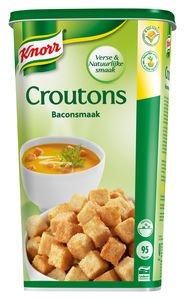 Knorr Croutons met Baconsmaak 0,58kg
