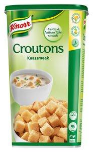 Knorr Croutons met Kaassmaak 0,58kg