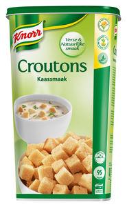 Knorr Croutons met Kaassmaak -