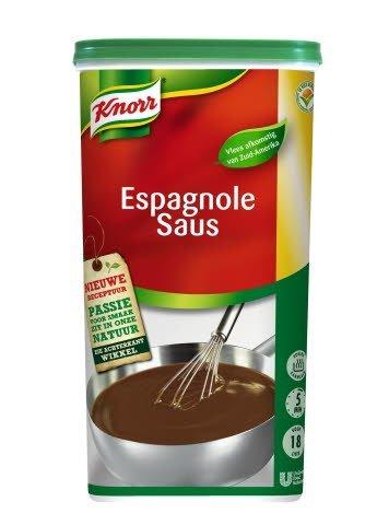 Knorr Espagnole Saus